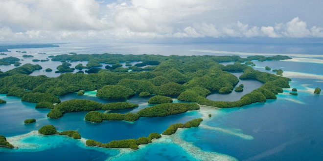 Rock Islands_Palau