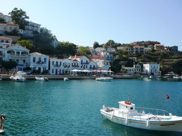 Ikaria Görögország