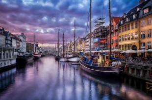 Nyhavn_Evening