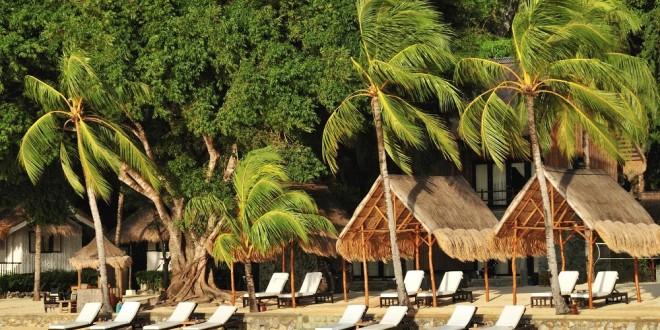 Exotic Luxury Beach