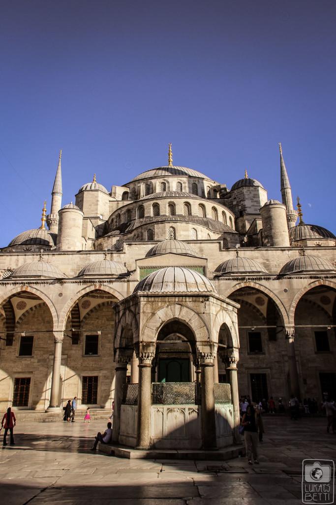 Kek mecset_Isztambul-11