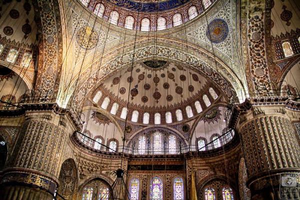 Kek mecset_Isztambul-15