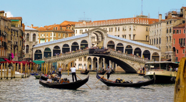 Ponte di Rialto_Velence