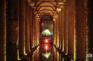Yerebatan Sarayi_Basilica Ciszterna_Isztambul_09