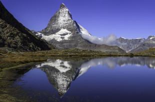 Matterhorn_Riffelsee