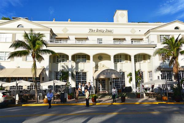 The Betsy hotel Miami