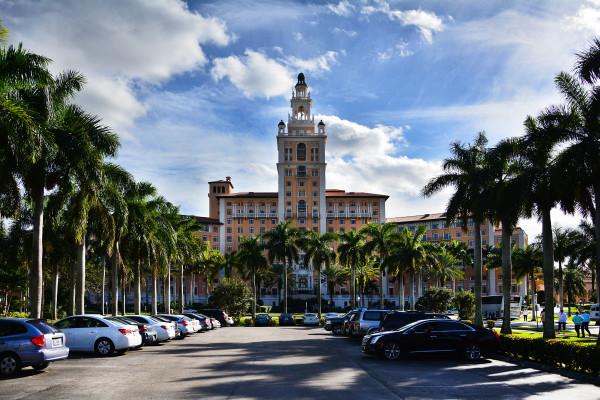 Biltmore Hotel - Coral Gables, Miami