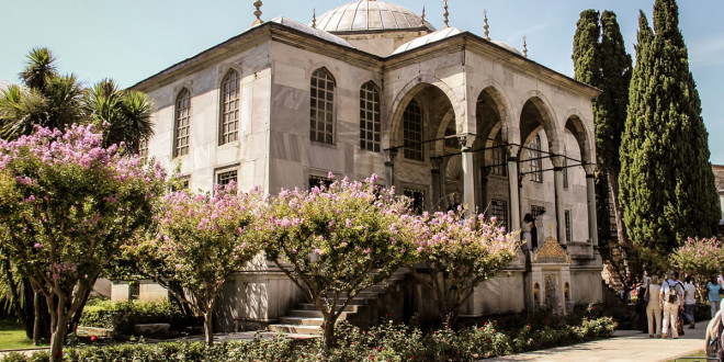 Topkapi palota_Isztambul_08