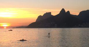 Rio de Janeiro, ahol a napsütés nem tartozik a hiánycikkek közé