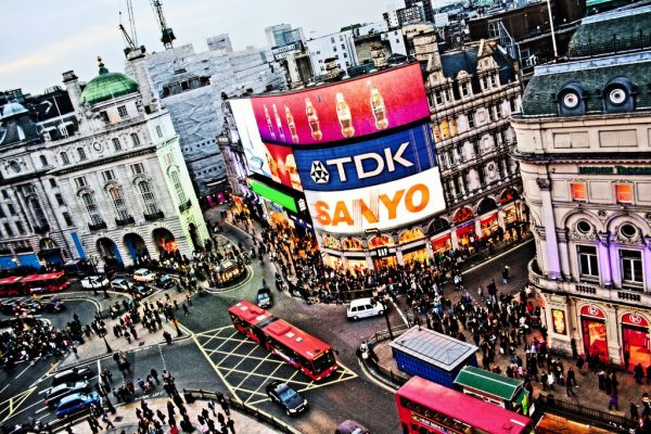 Piccadilly Circus_London