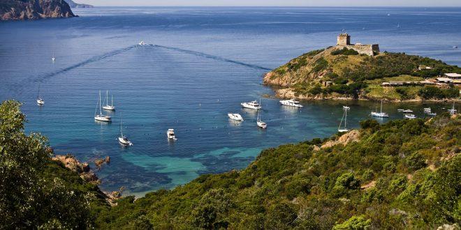 Korzika természeti csodái
