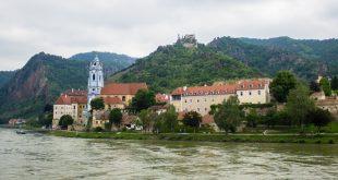 Folyami hajóút a Dunán: Wachau–Linz-Passau
