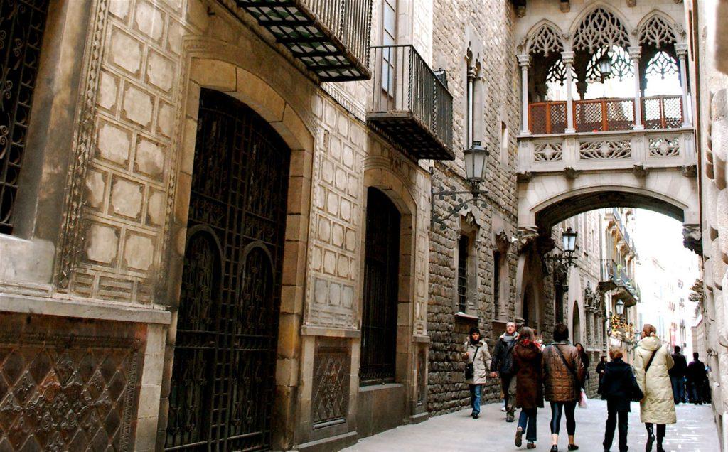 Barri Gotic_Barcelona