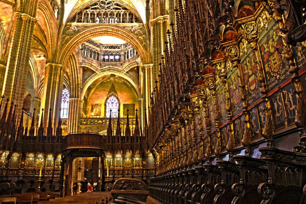 Cathedral de Barcelona_Barcelona