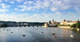 Prága 2 napban – városlátogatás