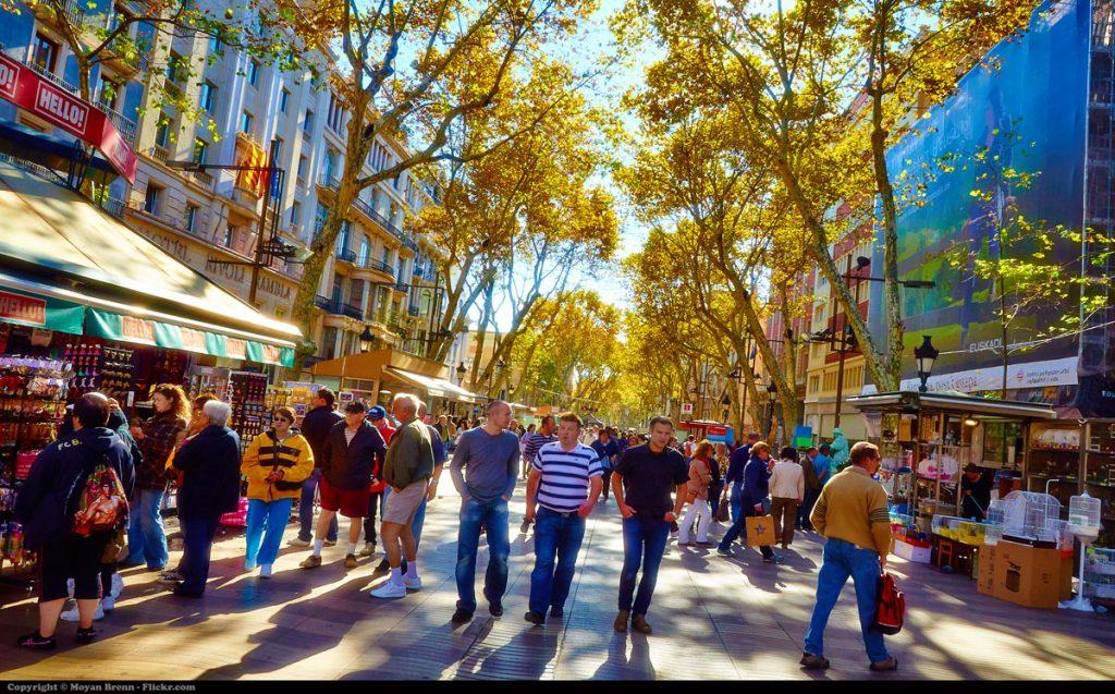 La Rambla_barcelona