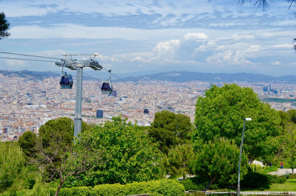 Montjuïc_Barcelona