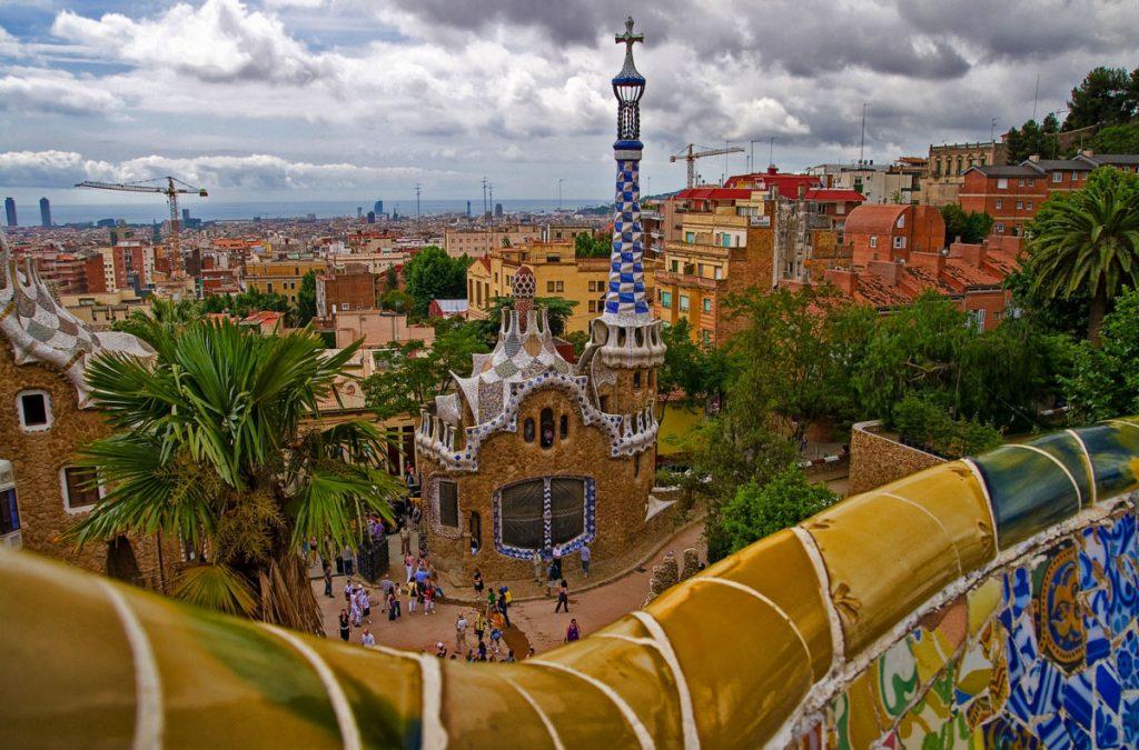 Parc Güell_Barcelona