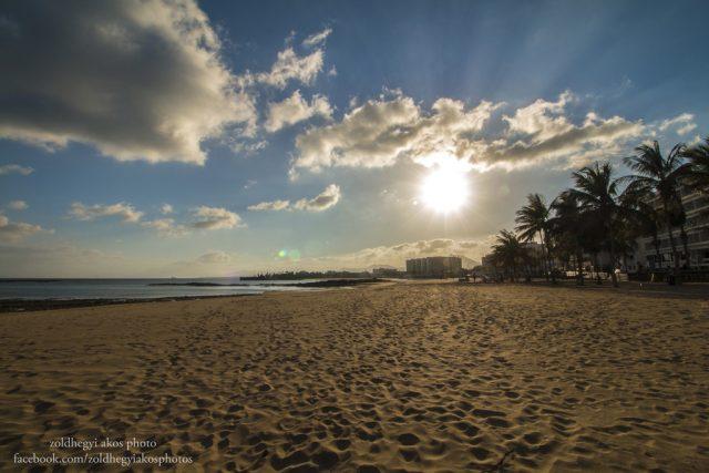 lanzarote_kanari szigetek_arrecife_reducto strand