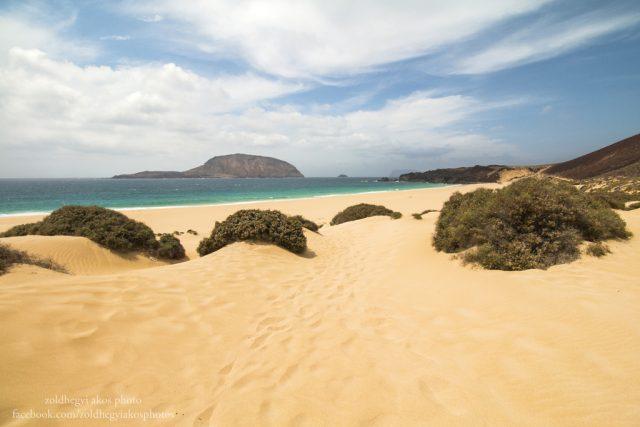 lanzarote_kanari szigetek_la graciosa strand