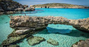 Kék Lagúna, Málta