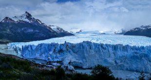 Perito Moreno gleccser, Patagónia