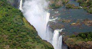 A világ leglátványosabb vízesései