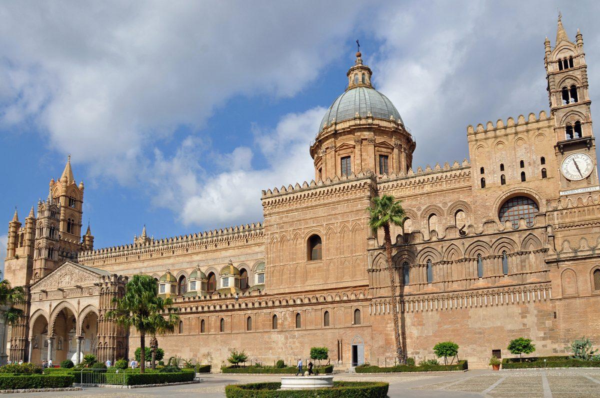 palermo-katedralis