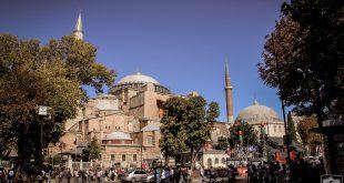 Isztambul látnivalói – Hagia Sophia