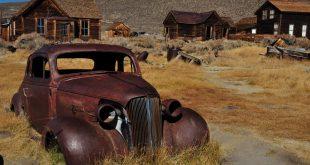 A Senki földjén – Bodie, a leghíresebb amerikai kísértetváros