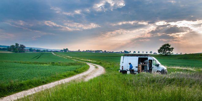 Furgonnal Európában – Nem gondoltam volna, hogy egyszer furgonlakó leszek