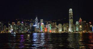 A legek városa, Hongkong
