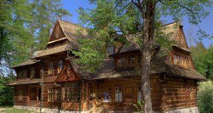 Zakopane, egy város, egy stílus a fa vonzásában