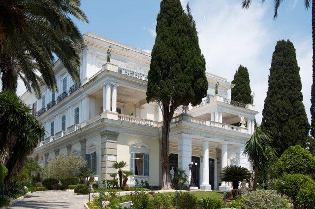 Achílleion - Kerkyras / Corfu - Griechenland