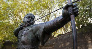 Robin Hood nyomában Nottingham környékén