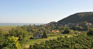 Barangolás a Balaton Északi partján