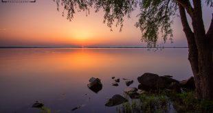 Két keréken a Tisza-tó körül