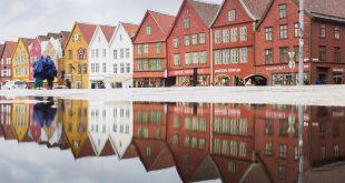 Őszi hétvége Bergenben