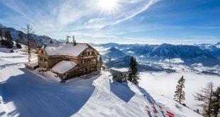 Téli üdülés Ausztria zöld szívében