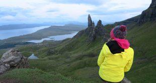 Barangolás Skye szigetén lakóautóval