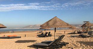 Óceánparti pihenés Agadirban, Marokkóban