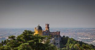 Sintra, a portugál kastélyváros