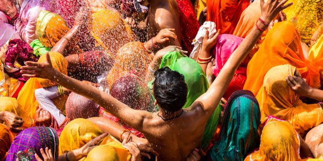 Színpompás indiai fesztivál – Huranga