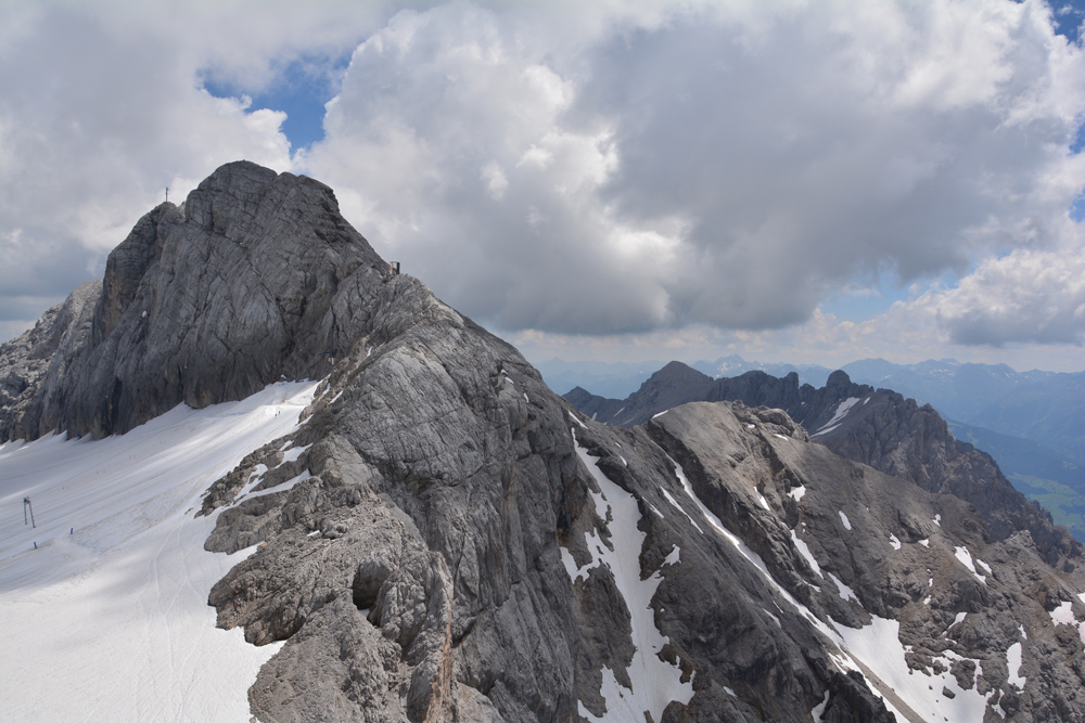 Dachstein gleccser – 3000 méter szabadság