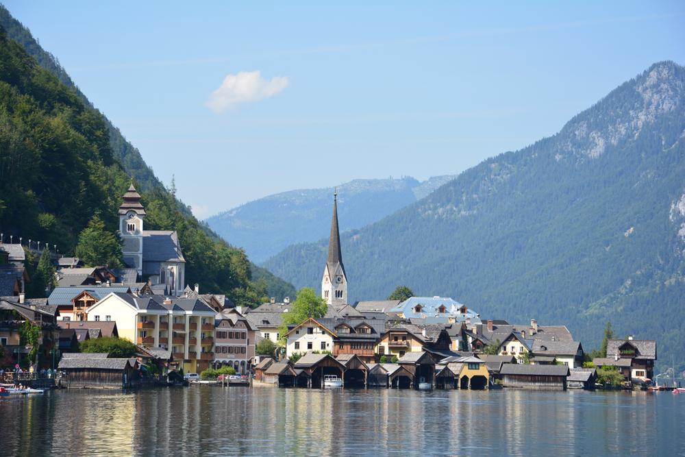Ausztria mesés kisvárosa, Hallstatt