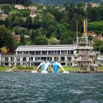 Karintia legrégebbi fürdőháza a Badehaus Millstatter See
