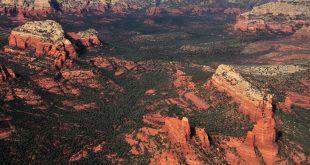 Földön, vízen, levegőben: Arizona madártávlatból
