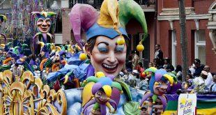 New Orleans, ahol egész évben farsang van