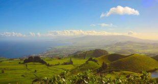 Sao Miguel, a zöld mesevilág