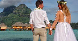 Esküvő a paradicsomban – Bora Bora álomszigetén Francia Polinézián